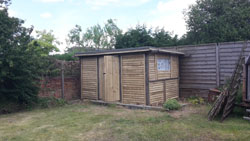 Custom Shed - Aylesbury Carpneter and Handyman