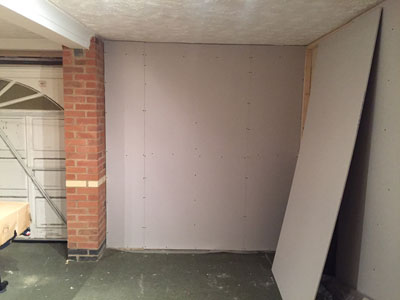 Garage Conversion During
