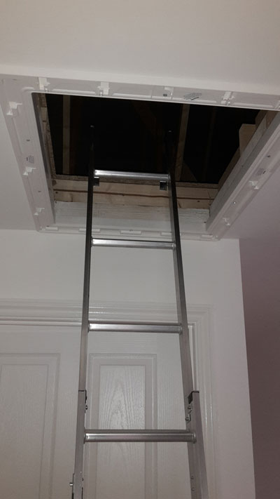 Loft Hatch After